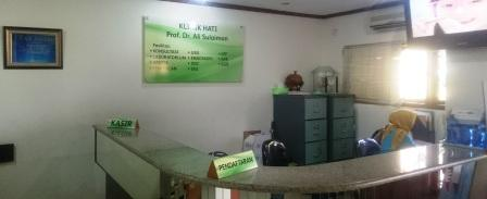Klinik Hati Office
